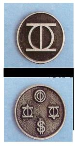 TOIT-medallion